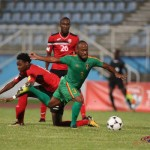 Molino spares T&T blushes; Soca Warriors claw back to hold Grenada 2-2