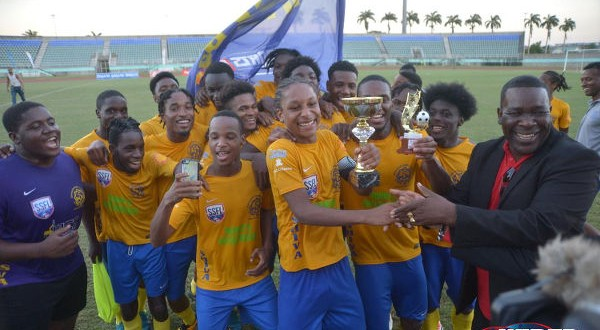 Intercol 2017: Garcia and Yohannes screamers silence Naps, as Shiva Boys win South title
