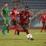 Molino out for year after tearing ACL; T&T star injured knee in game against ex-MLS employers