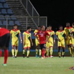 Lawrence disappointed with Guyana result but insists T&T are on right path to success