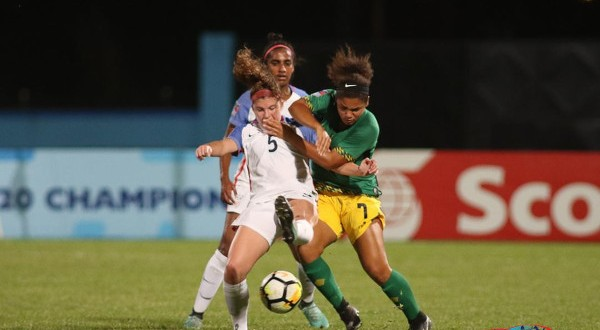 USA and Mexico advance to U-20 semis; but Jamaica give CONCACAF giants a scare