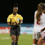 """My personality is my strength!"" T&T's Crystal Sobers named second best ref in Concacaf"