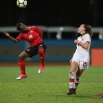 Huitema hattrick hero as Canada KO feisty T&T; hosts sunk after controversial red card