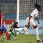 """The girls played their heart out!"" Shabazz praises U-20's effort as they bow out after third loss"