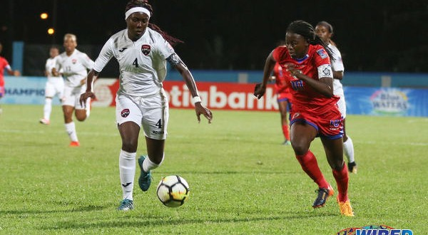 U-20 Women: Haiti makes T&T sorry, Mondésir trick KOs hosts despite Princely start