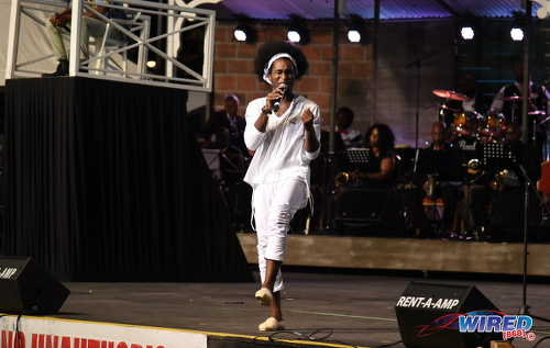 Change at the top! Helon Francis crowned 2018 Calypso