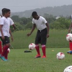 Fevrier offers update on T&T U-15's progress; Connection staff dominate TTFA boys elite programme