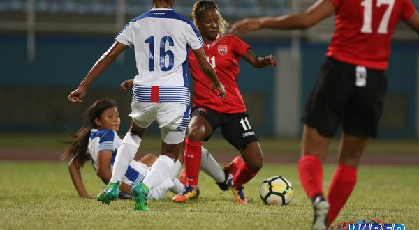 Arjoon strikes first but unranked Panama edge Trinidad and Tobago women in Couva