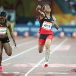 "Goldmember: Ahye Ahye! ""Tattooed Tearaway"" makes T&T track history at Commonwealth Games"