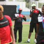 Mystery Warriors: Lawrence refuses to name T&T squad before Honduras game in bid to gain advantage