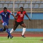 """""""Lobo"""" replaces injured Levi in Warriors squad for UAE fixture; TTFA meets with US Embassy"""