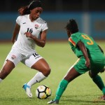 Women Warriors start France 2019 World Cup campaign against USVI on 19 May
