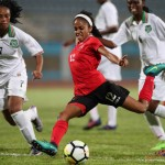 Red, white, black and green: Women Warriors begin Olympic qualifiers with array of fresh faces