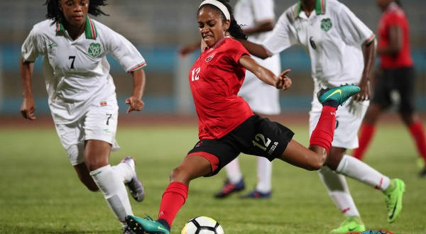"Women Warriors rout hapless Suriname 7-0; Shabazz says T&T were ""overly cautious"""