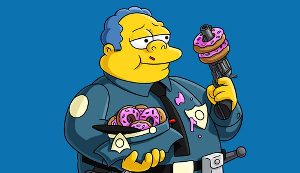 Mr live wire author at wired868 - Police simpsons ...