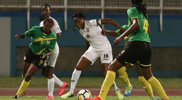 Women Warriors dominate Dominica but restricted to 3-0 World Cup qualifying win