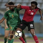 Aaliyah grabs another treble as T&T Women crush Grenada 13-0 to advance to final CFU round