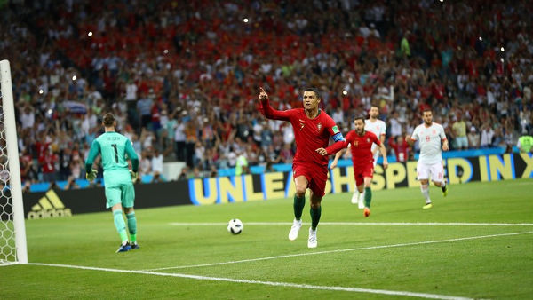 Sputnik 2018: Ronaldo behaves like he never Crist-en, Suarez lacks bite and CNC3 edges DirecTV