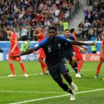 Sputnik 2018: A flash of Umtiti stuns Belgium as France advance to World Cup final