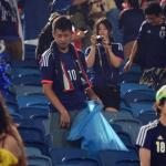 Salaam: Forget Brazil and France, T&T should be emulating Japan's tidy fans after more flash fooding