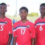 T&T U-14 boys top CFU group with 2-0 win over Curaçao; Dantaye maintains hot streak
