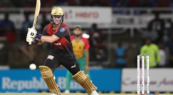 CPL 18: Munro mauls Guyana Warriors at Oval, as Trinbago Knight Riders top standings