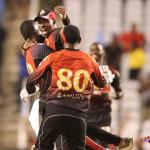 CPL 18: Fawad and Khan star as TKR down SKNP to set up final clash with Guyana
