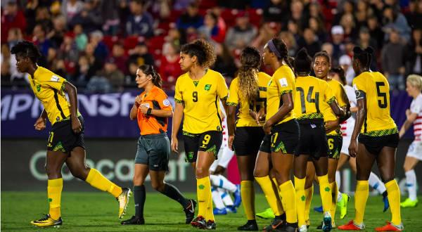 Jamaica make Caribbean history as they qualify for France Women's World Cup