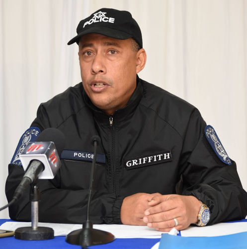 Dear Editor: Commissioner Griffith is energising T&T