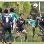 "SSFL 18: Boyce on target as San Juan North edge QRC to pull level with ""Pres Lions"""