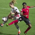 T&T women routed 7-0 by USA; John-Williams: We are not worse than four years ago