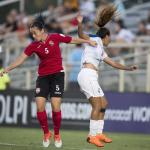 T&T women face early elimination; Women Warriors brushed aside 3-0 by Panama
