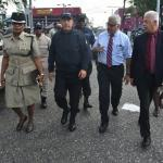 Manage traffic, reduce crime! Fixin' T&T wants to discuss crime plan with CoP