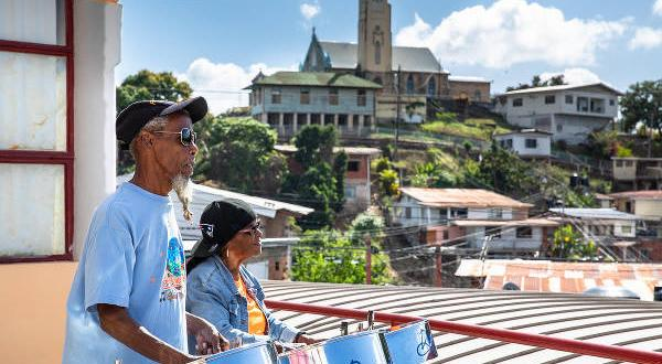 A home for Despers; Demming cries for Laventille's iconic but homeless steelpan side