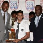 """A perfect role model!"" Hislop honoured to be SSFL's first ambassador; plus 2018 award list"