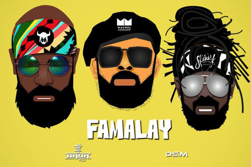 Famalay for the Road! Machel nears record