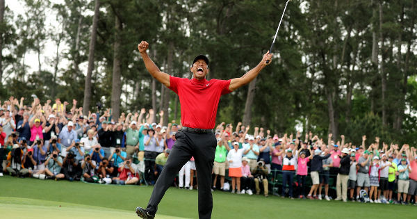 Noble: Tiger Woods, Pontius Pilate and great Easter comebacks