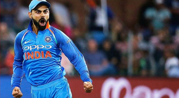 Kohli's mean machine rolls past Pakistan, India virtually into final four