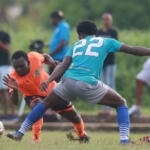 Abu Bakr helps corner Caesar as Mv't Caledonia snatch narrow win over Sando