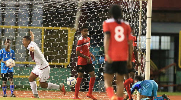"""Fevrier: """"I take full responsibility!"""" Venezuela make themselves at home in 4-0 rout of T&T U-15s"""