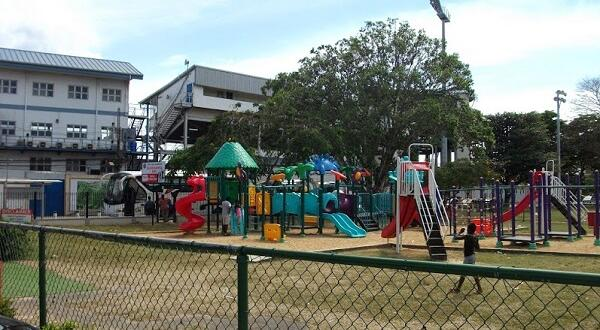 Dear Editor: Our children deserve better than Nelson Mandela Park