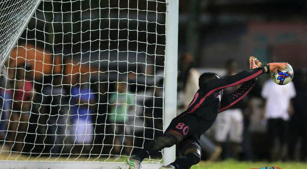 Ascension Rd 6: 'Army' hold Rangers after 'Demon' penalty save, mixed emotions as Jabloteh edge Prisons