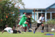Gordon rages as Jabloteh labour to win over Prisons; but coos over 14-year-old debutant, Faustin