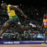 Usain's last lap; happy 33rd birthday, Bolt from the Caribbean blue