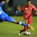 Enill grabs spotlight as Defence Force and Rangers play to goalless draw in La Horquetta