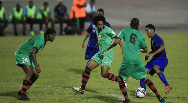 Ascension Rd 9: M'vt Caledonia, 'Army', La Horquetta Rangers and Jabloteh jostle for places