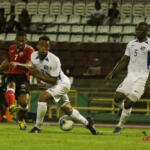 T&T held 2-2 by Martinique after blowing two-goal lead; Lawrence now 11 matches without win