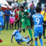 SSFL 19: Trinity Moka rout 'Saints' at Serpentine Road in farewell affair for relegated pair