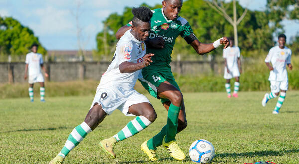 SSFL 19: Carapichaima and San Juan North share the spoils as 'Caps' backline hold Boyce