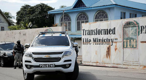 Noble: Shame proof Trinidad and the TTPS' farcical Transformed Life Ministry raid
